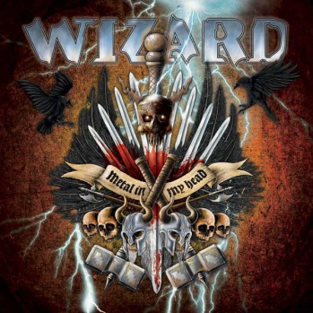 WIZARD - METAL IN MY HEAD (out worldwide on 19th feb 2021)